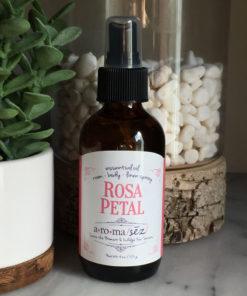 eo sprays rosa petal