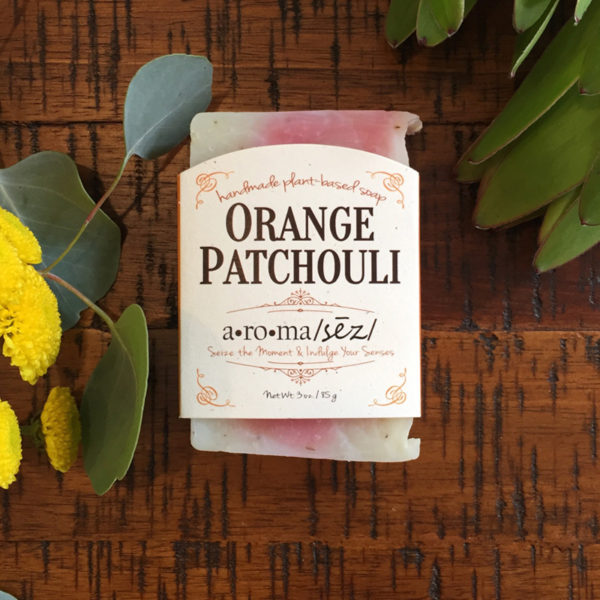 Orange Patchouli