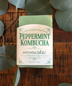 Peppermint Kombucha