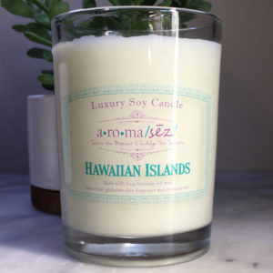Hawaiian Islands Soy Candle