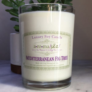 Mediterranean Fig Tree Soy Candle