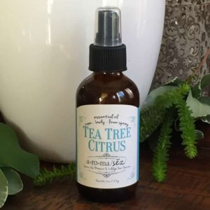 Tea Tree Citrus
